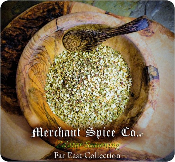 Za'atar from the Near East Collection by Merchant Spice Co.