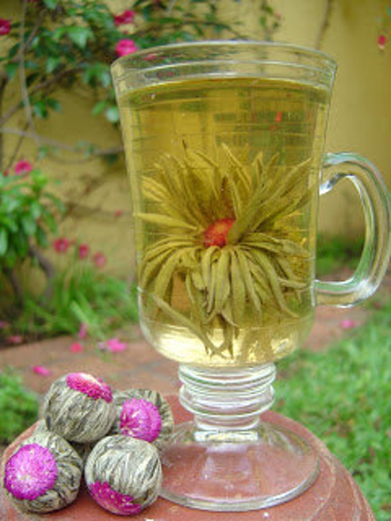 1000 Day Flowering Tea from the SpecialTea Collection by Merchant Spice Co.