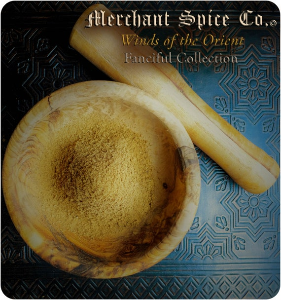 Winds of the Orient Seasoning from the Fanciful Collection by Merchant Spice Co.