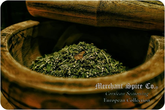 Corsican Seasoning (Herbes de Maquis) from the European Collection by Merchant Spice Co.