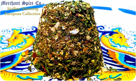 Sicilian Seasoning from the European Collection by Merchant Spice Co.