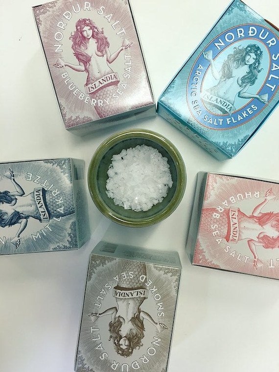 Norður Sea Salt from the Artisan Salts of the World Collection by Merchant Spice Co.