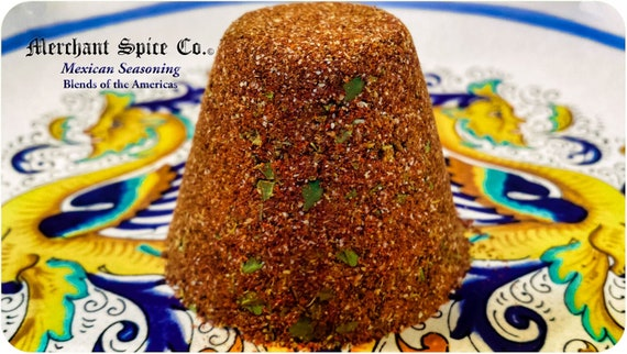 Mexican Seasoning (Classic or Spicy) from the Blends of the Americas Collection by Merchant Spice Co.