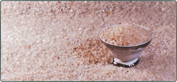 Bolivian Rose Sea Salt (Sal Rosa) from the Salts of the Earth Collection by Merchant Spice Co.