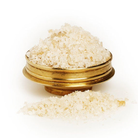 Icelandic Flaky and Birch Smoked Sea Salt from the Salts of the Earth Collection by Merchant Spice Co.