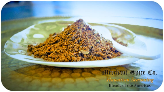 Hawaiian Blend from the Islands of the Pacific Collection by Merchant Spice Co.