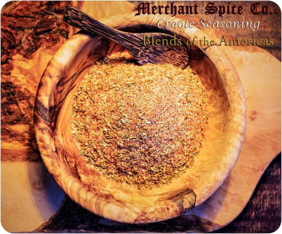 Creole Seasoning from the Blends of the Americas Collection by Merchant Spice Co.
