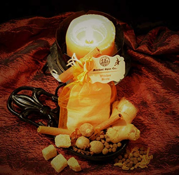 Witches Brew Mulling Spices from the Gift Set Collection by Merchant Spice Co.
