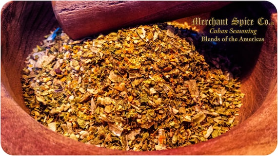 Cuban Seasoning (Sazon Completa) from the Blends of the Americas Collection by Merchant Spice Co. (Made in America)