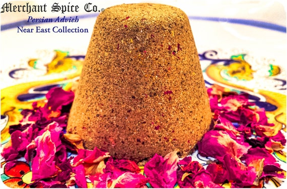 Persian Advieh from the Near East Collection by Merchant Spice Co.