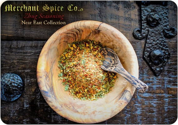 Zhug (Zhoug) from the Near East Collection by Merchant Spice Co.
