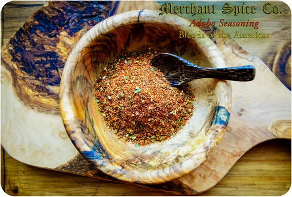 Adobo Seasoning from the Blends of the Americas Collection by Merchant Spice Co.