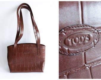 f6bc9d63de TOD S handbag