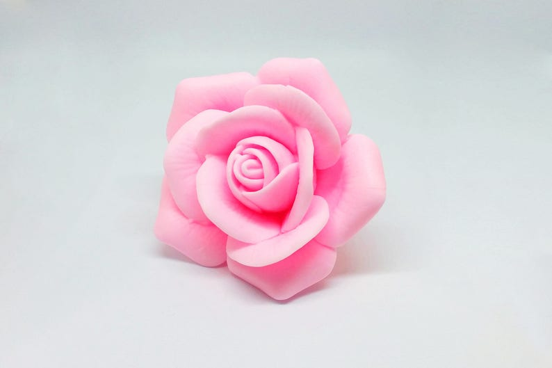 Rose Pharaoh silicone mold silicone mould soap mold candle mold