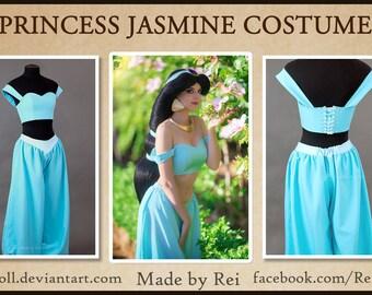 Jasmine Cosplay Etsy