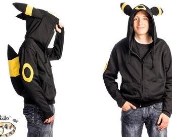 Umbreon hoodie  c85d72e64e