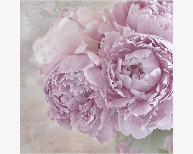 Pink Peonies Photo Peony Photo Floral Art Print Bedroom | Etsy