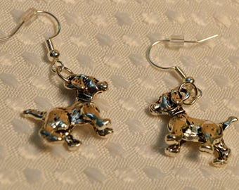 Dog Earrings  Gifts for Her CUTE