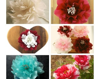 Corsages/Hair Adornments