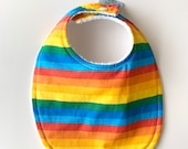 Baby Bib | Rainbows...