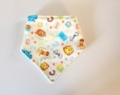 Dribble Bib | Animals ABC...
