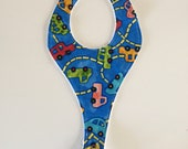 Dummy/Pacifier Bib | Cars...