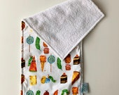 Burp Cloth | The Very Hun...