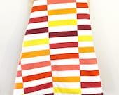 Quilt | Striped Columns...