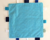 Taggie | Blue Polkadot...