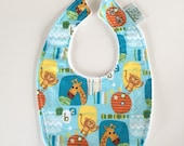 Baby Bib | Animals ABC...