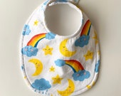 Baby Bib | Happy Skies...