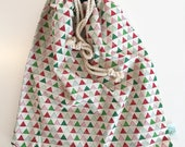 Santa Sack | Triangles...
