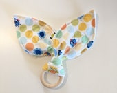 Teething Ring | Owls...