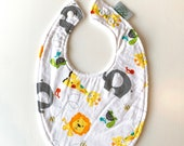 Baby Bib | Animals