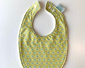 Baby Bib | Green Retro...