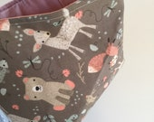 Fabric Bin | Woodland Ani...