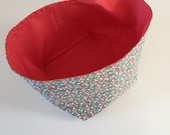 Fabric Bin | Multicoloure...
