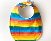 Baby Bib | Rainbows...