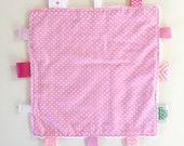 Taggie | Pink Polkadot...