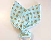 Teething Ring | Blue Buzz...