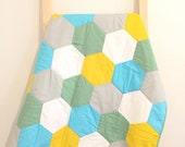 Quilt | Hexagons