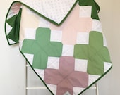 Quilt | Pinks & Greens...