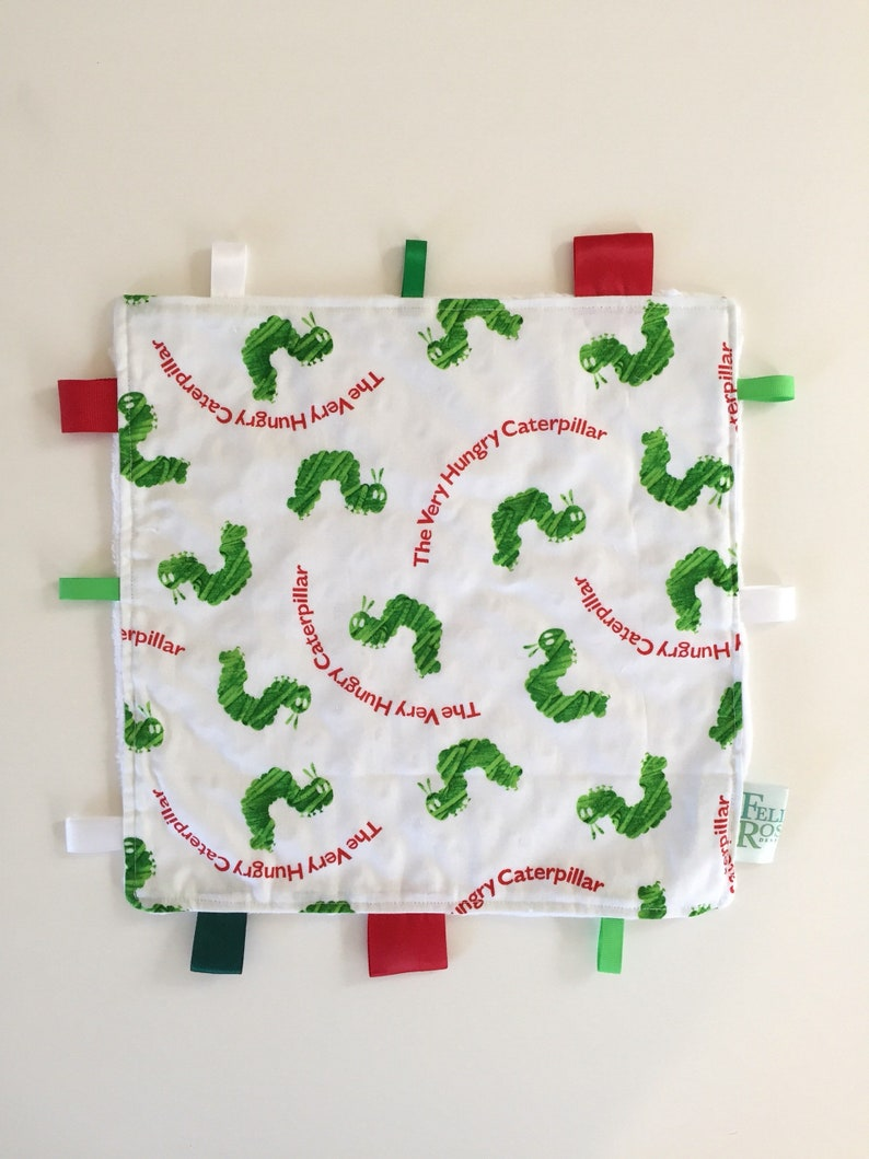 Taggie  The Very Hungry Caterpillar image 0