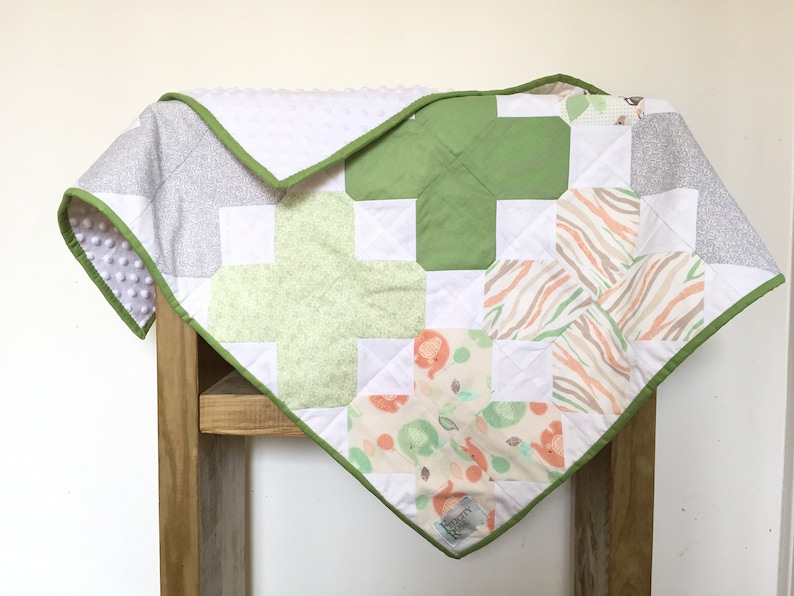 Quilt  My Little Zoo image 0