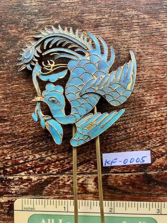 Antique Qing Dynasty TianTsui Hair Pin