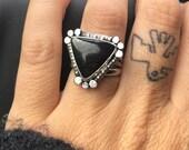 Eternal Darkness Ring