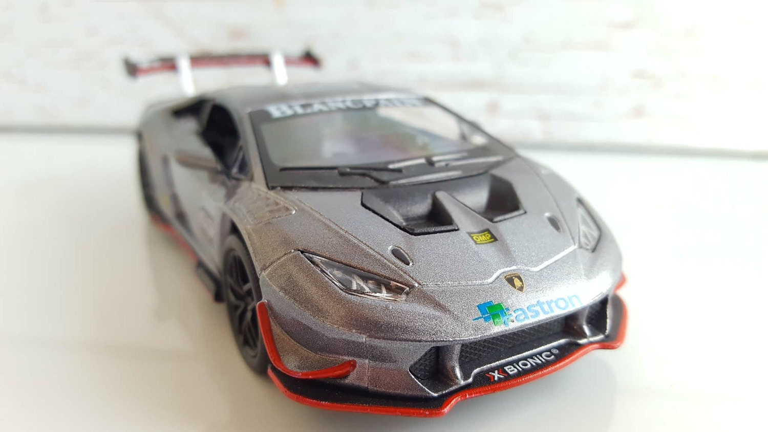 Lamborghini Huracan Metal Toy Car Model Lovely Collectible Etsy