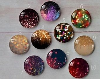 Handmade photos Glass Cabochons (a286)