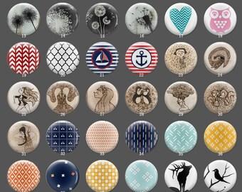 Zebra pattern, cat, dandelion. Handmade Photo glass Cabochons,handmade cabochons, glass cabochons, round cabochons - 775