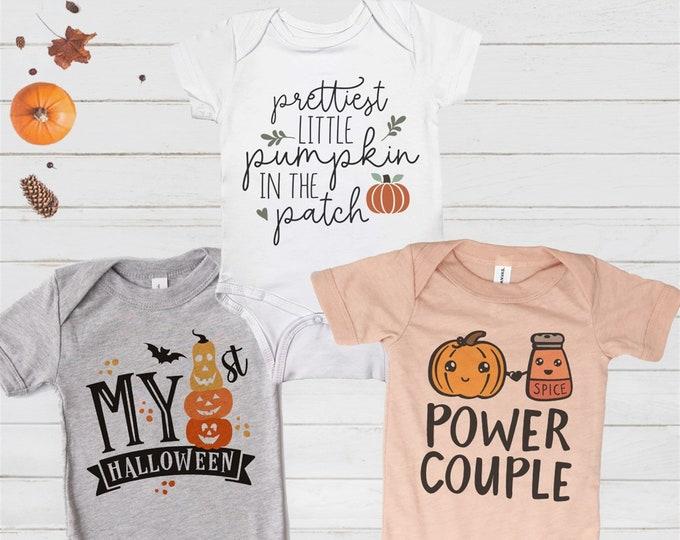 Cute Halloween Bodysuits